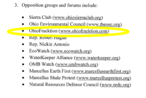 opposition groups